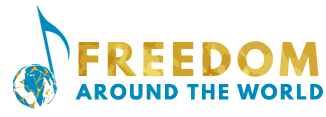 Freedom Around the World Logo
